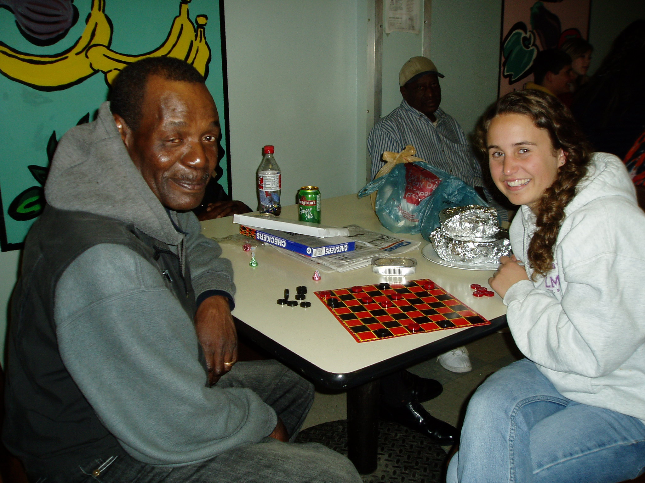 checkers at CCNV