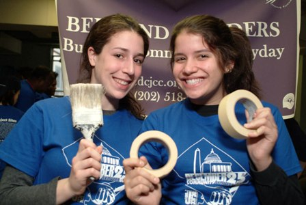 Behrend Builders volunteers at D25