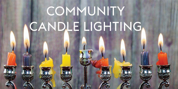 Community Candle Lighting