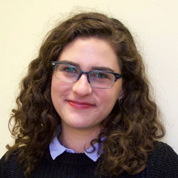 Darya Watnick - Jewish Engagement Manager at the EDCJCC