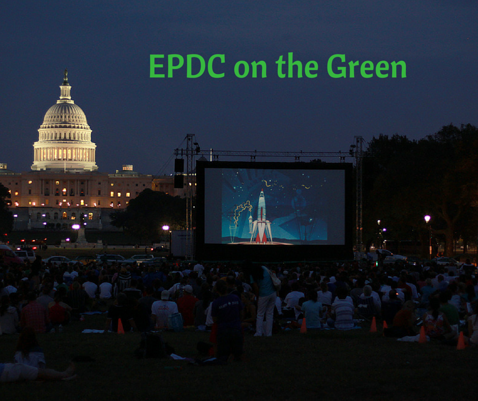 epdc on the green
