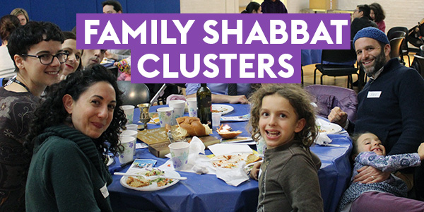 Family Shabbat Clusters