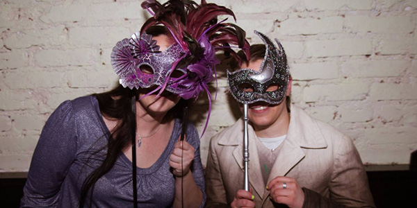 Pride of Purim: GLOE Masquerade Party