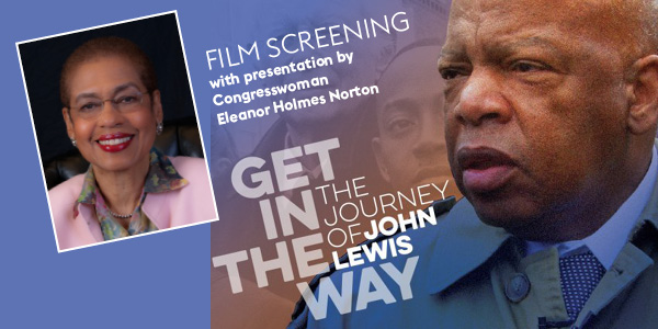 Get in the Way, The Journey of John Lewis