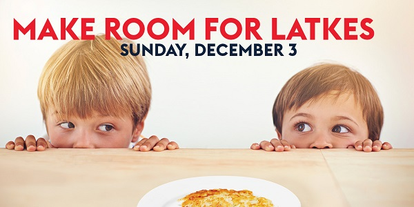 Make Room for Latkes