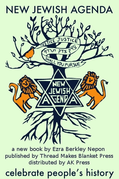 New Jewish Agenda - Ezra Berkley Nepon