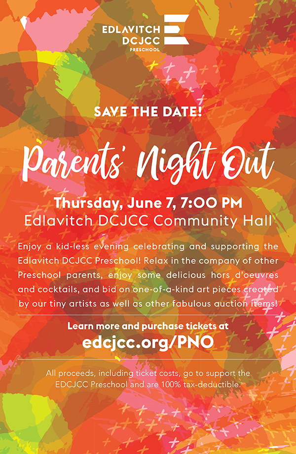 Parents Night Out save the date