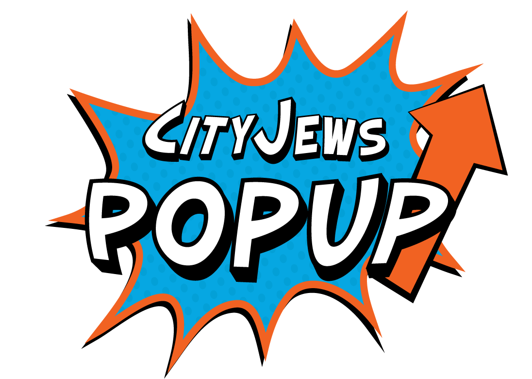 city jews popup logo