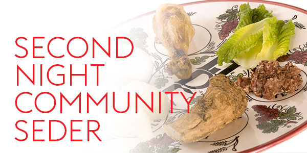 Second Night Community Seder