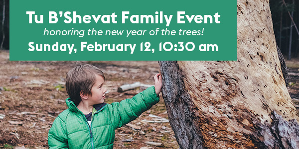 Tu B'Shevat Family Event 2017