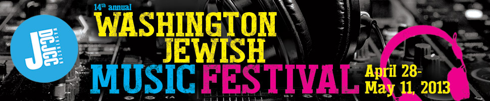 Washington Jewish Music Fe