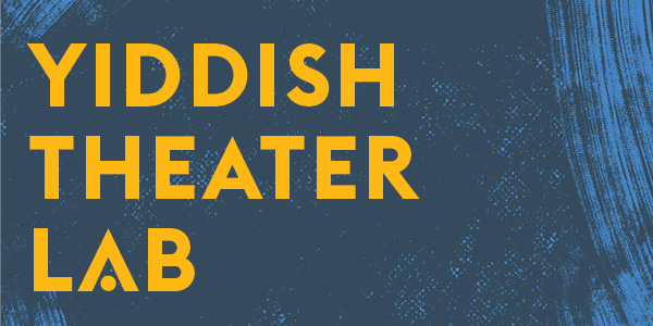 Yiddish Theater Lab logo