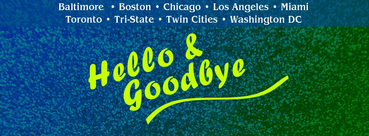 masa hello goodbye party logo