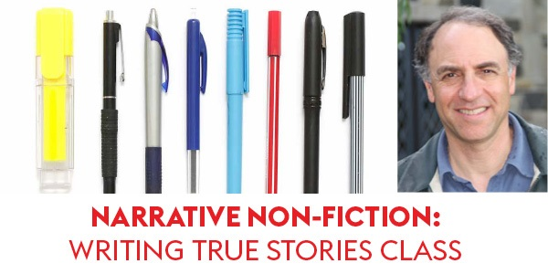 Narrative Non-fiction Class